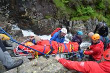 Stickle Ghyll incident