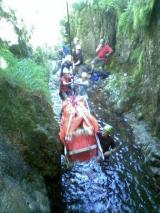 Getting out of Dungeon Ghyll