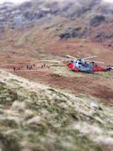 Helicopter Far Easedale 2